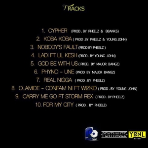 Olamide-Phyno-2-Kings-Tracklist