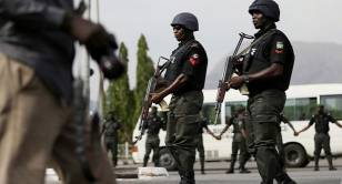 Police Foil Bank Robbery, Arrest Bank Staff, Security Men
