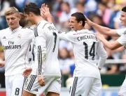 La Liga: Real Extend Lead As Barcelona, Sevilla Drop Points