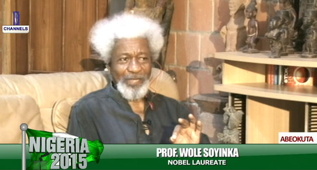 INEC Should Cancel Elections In Polling Units With Incomplete Documentation – Soyinka