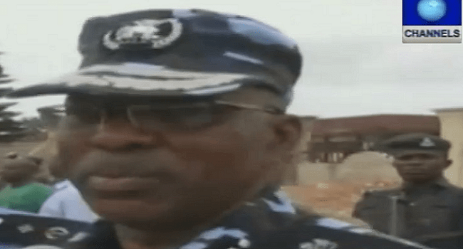 Police Wade Into Ekiti State Assembly Crisis