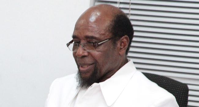 Senator Uche Chukwumerije Dies At 75