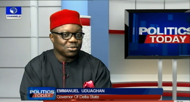 Uduaghan Reiterates Need To Generate Alternative Income