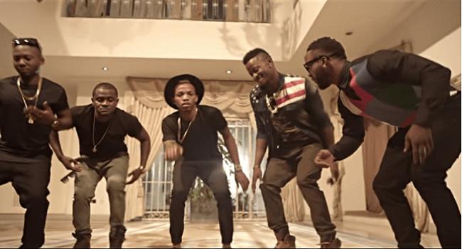 Triple MG All Stars In 'Yudala' Video