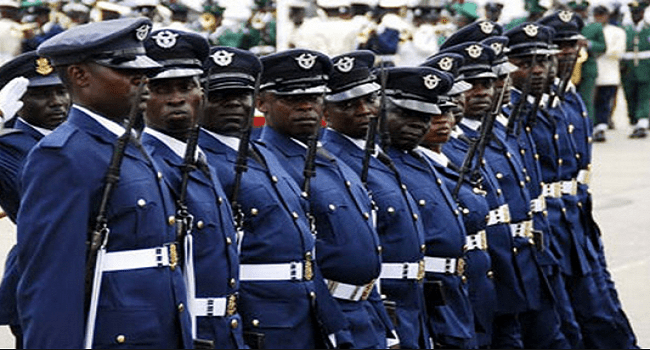 Nigerian Air Force To Increase Recruitment Of Personnel