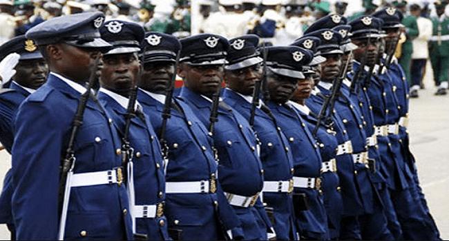 Air Force Targets Identified Boko Haram Terrorists In Sambisa