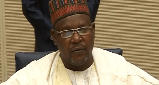 Former Minister, Yarima Ngama Defects To APC