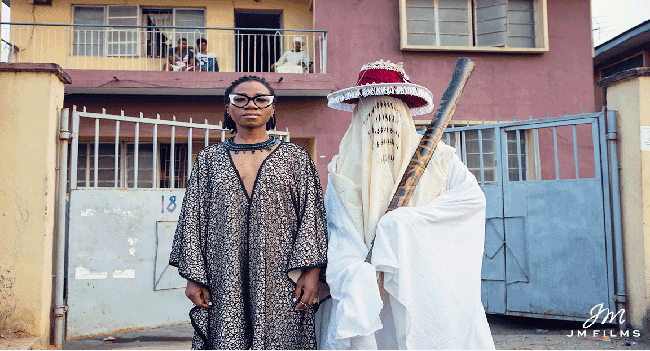Asa Shows Lagos Love In 'Eyo' Video