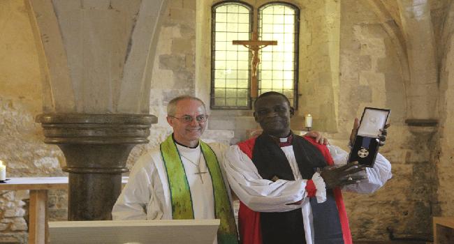 Idowu Fearon Appointed World Anglican Secretary