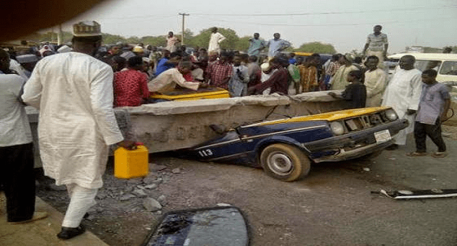 At Least 3 Dead As Pedestrian Bridge Collapses In Kano