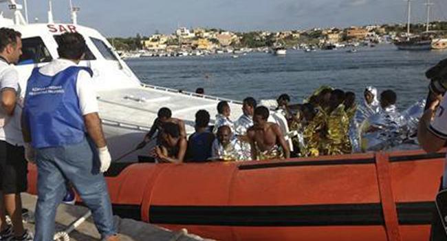 Migrants Killed In Religious Clash On Boat