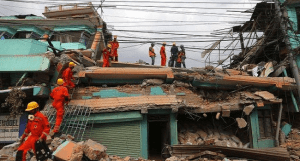 nepal,s earthquake's death toll rises over 3,000