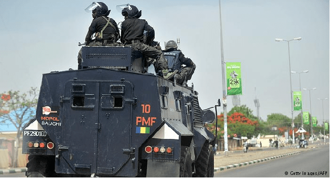 security concerns, edo election