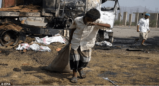 ICRC Set To Make Emergency Aid Flights To Yemen