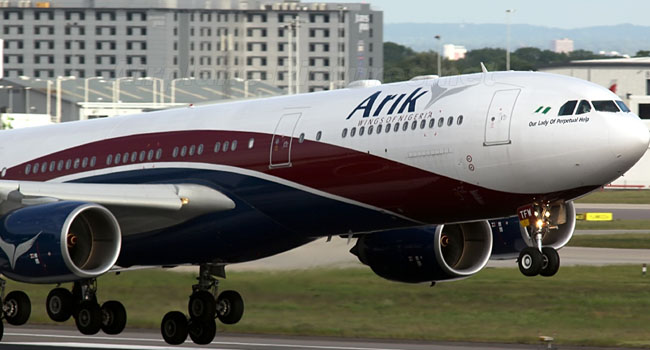 Government Takes Over Arik Airline
