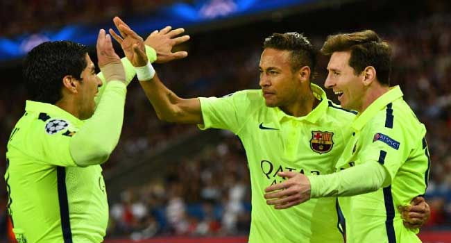 Barcelona Cruise To UCL Final Despite Bayern's Victory