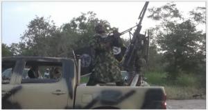 Boko Haram, Nigerian Army, Borno