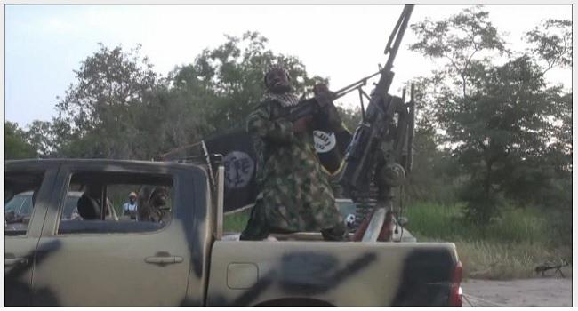 BREAKING: Boko Haram Terrorists Attack Maiduguri Community