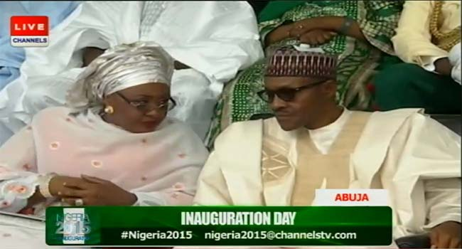 Dignitaries, World Leaders Witness Buhari's Inauguration