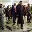 Buhari-arrival