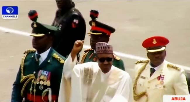 Full Text: President Muhammadu Buhari's Inaugural Speech