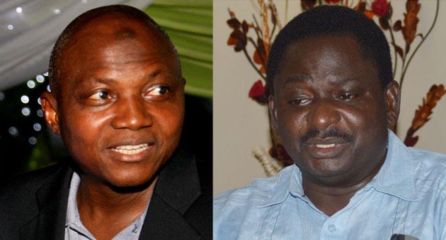 President Buhari Appoints Femi Adesina, Garba Shehu as Spokesmen