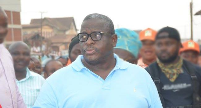 NDLEA Operatives Vacate The Residence Of Buruji Kashamu