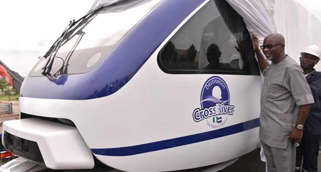 Cross River Receives Monorail Trains To Link Summit Hills And Tinapa
