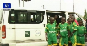 Channels-National-Kids-Cup-schools-arrival