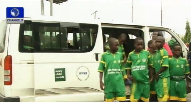 Teams Arrive In Lagos For Channels National Kids Cup