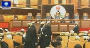 Constitution Amendment Dispute between FG and National Assembly