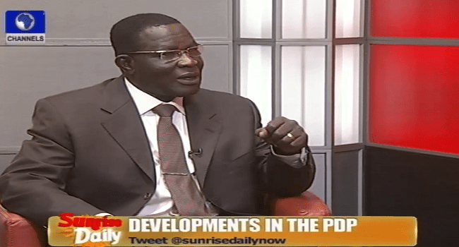 PDP Is The Father Of Democracy In The World – Dogo