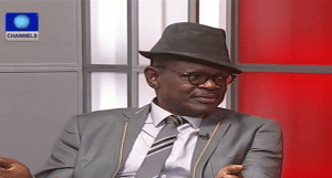 Fred Agbaje on Constitution amendment