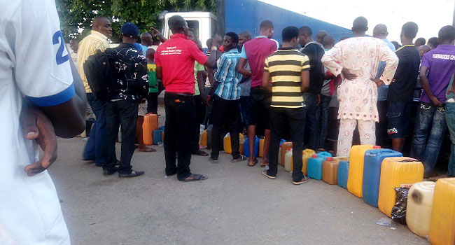 Fuel Scarcity: Imo Lawmakers Set Up Taskforce To Check Marketers