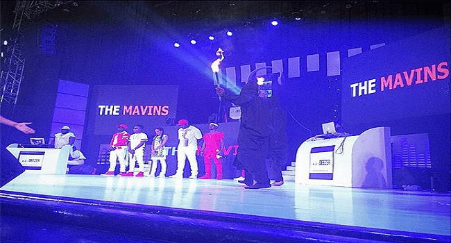 Mavin Artistes 'WOW' At Ghana Meets Naija Concert