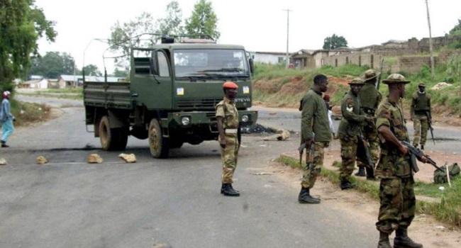 Nigerian Army Recaptures Dikwa Town In Borno State
