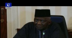 Nigeria's high commissioner, tafida