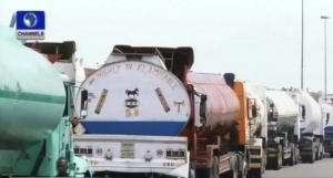 Petroleum Tanker Drivers Peg Speed Limit At 60km/hr