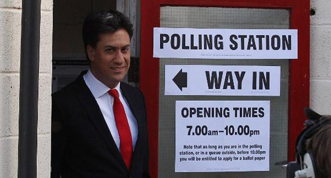 UK Election: Millions Cast Votes