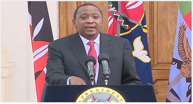 Kenya Primaries: Kenyatta Blames Chaos On Turnout