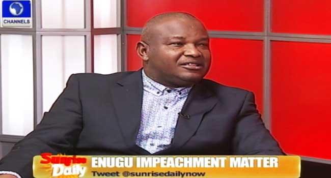 Enugu Impeachment: Nigeria Needs Code Of Political, Ethical Conduct – Legal Expert
