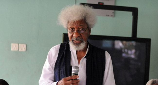 Biafra Agitation: Prof Wole Soyinka Calls For More Diplomacy