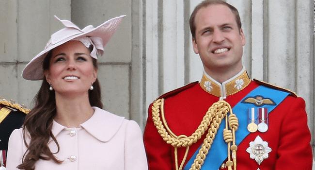 Duke And Duchess Of Cambridge Welcome Baby Girl