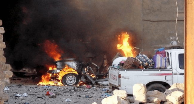 Militias Head For IS-Held Ramadi