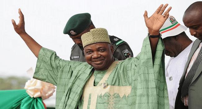 PDP Hosts Sambo As He Returns To Kaduna