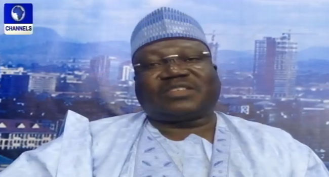 I Will Seek Cost Of Governance Reduction If Elected Senate President – Lawan