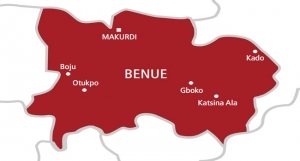 Benue-State-map