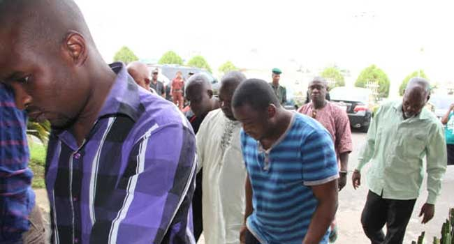 Currency Scam: Court Denies CBN Staff, Others Bail