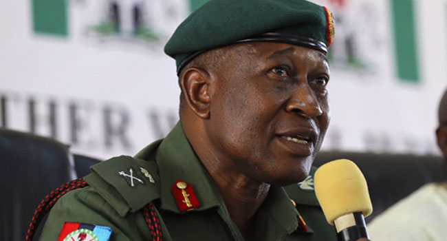 Nigerian Military Says Amnesty International Report Is A Blackmail