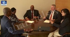 Deutsche-Welle-Officials-John-Momoh-Sola-Momoh-Kayode-Akintemi-In-Germany2